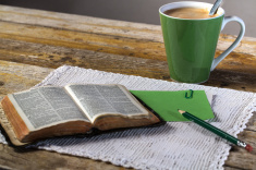 A Bible college online that offers more