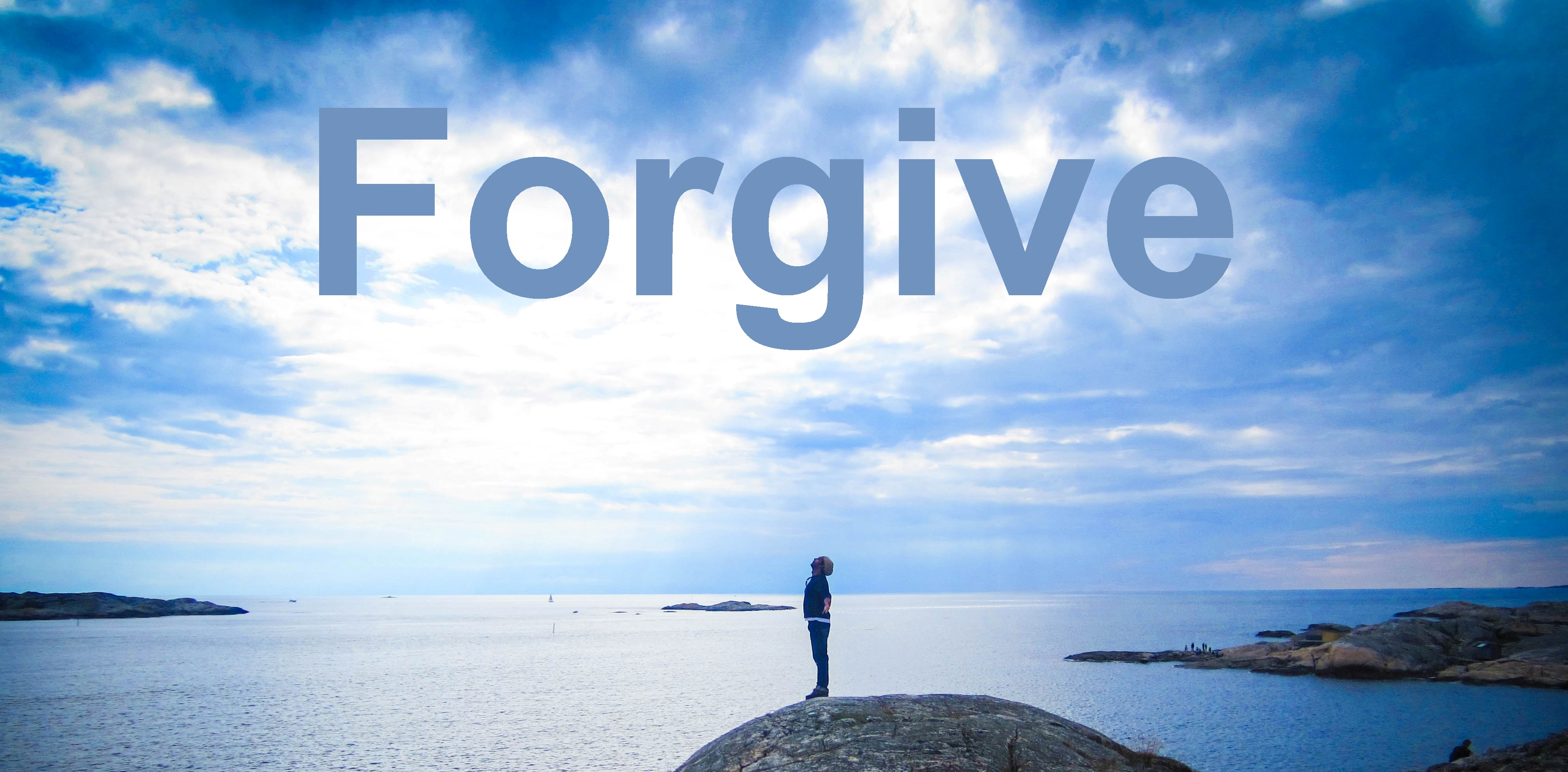 christianity and forgiveness This month's faith station, forgiveness, has been designed by its author,  matthew olsen, to impress upon us again, how vital forgiveness is to.