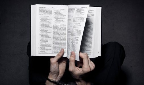 How Bible studies can help prisoners heal from their past sins