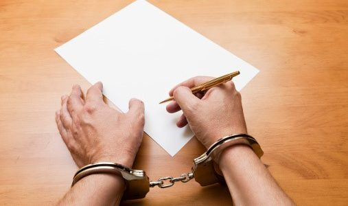 How do correspondence courses for inmates work