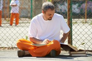 What options are there for prisoners to learn about Bible