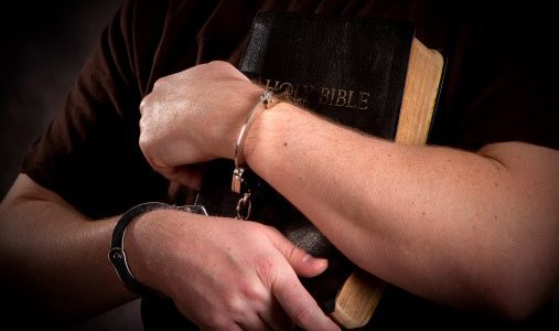 Inmates can study the Bible too!